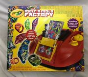 Brand New Crayola Meltandrsquon Mold Factory Toy Craft