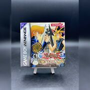 Yu-gi-oh The Sacred Cards Nintendo Game Boy Advance Brand New From Master Pack