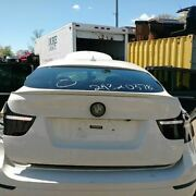 Trunk/hatch/tailgate With Privacy Tint Glass Fits 13-14 Bmw X6 602954