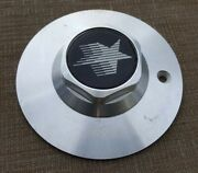 Pacer Shooting Star Decal Polished Aluminum Custom Wheel Center Cap Hub Cover