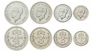 2016 King Edward Viii 1936 Maundy Pattern Set Coins That Never Were 3250646/c