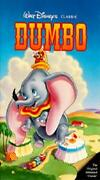 Dumbo Vhs Very Good To Fine Condition Diamond Edition