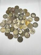 Roll Of Black Beauty Quarters 40 Coins 10 Face Possible Clad Error