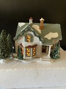 Dept. 56 Time To Celebrate Merryville Series Forever Green Tree Farm