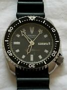 Seiko 6309-7290 Vintage Automatic Diver Day Date Watch