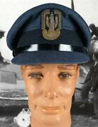 Polish Air Force Officerand039s Hat Serving In The Raf Model Replica Hat