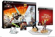 Disney Infinity 3.0 Star Wars The End Of The Republic Starter Pack - Ps3
