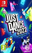 Just Dance 2022 Switch Pre Order Out 4th Nov Brand New And Sealed Free Uk Pandp