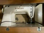 Singer Electric Sewing Machine In Table