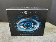 The X-files Complete Series Dvd Collectors Edition Seasons 1-9 Box Set