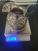 B. S. S. Co. Sterling Silver Creamer Baltimore Sterling Silver