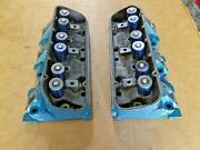 2 Of 75-76 Buick Olds Chevrolet Pontiac 3.8l V-6 Pair Cylinder Heads 1249175