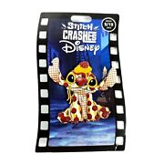 Stitch Crashes Disney Lady And The Tramp Pin Limited Release In Hand 2/12
