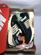 Nike Off-white Presto Og Aa3830 001 Size 8 Preowned W Box And Laces