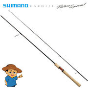 Shimano Cardiff Native Special S77ml Medium Light Trout Fishing Spinning Rod
