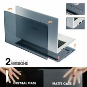 Laptop Case For Huawei Matebook D14 D15 Crystal Matte Shell Cover Laptop Bag For
