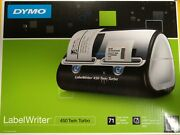 Dymo 450 Twin Turbo Label Writer - Dual Roll Label And Postage Printer