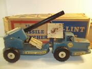 Nylint Missile Launcher Navy Defense Truck In Original Box