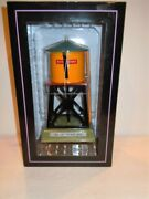 Mth 10-4021 Tinplate Ives No. 89 Deluxe Water Tower For Standard Or O Gauge Ln