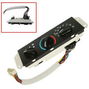 For Jeep Wrangler Tj Durable Hvac Ac A/c And Heater Control W/blower Motor Switch