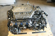 2007-2008 Acura Tl 3.2l J32a3 Engine With Automatic Transmission Bdga A/t