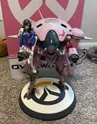 Overwatch D.va Statue - Used In Great Condition