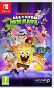 Nickelodeon All Star Brawl Switch Pre Order Out 9th Nov Brand New And Sealed