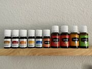 Lot Of 10 Young Living Essential Oils