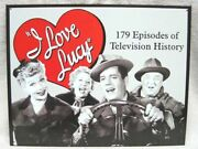 I Love Lucy, Your Favorite Foursome, Television History Sign, New Discontinued