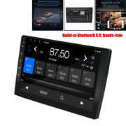 Car 9-inch Android 10.1 Gps Navigation All-in-one Machine With Carplay Universal