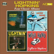 Lightnin' And The Blues / Country Blues / In New By Lightnin' Hopkins