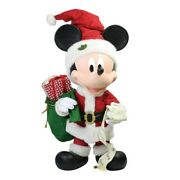 New Jim Shore Possible Dreams Large Merry Mickey Figure