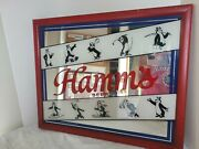 Hamms Beer Bear295101 Mirror Sports Sign Made By Reflectionsca.22 X 18