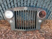 Original 1947-1950 Jeep Willys Pickup Truck Wagon Grille 4x4