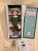 Nib Dianna Effnerand039s Ashton Drake Knowles Mother Goose Snips And Snails 15 Doll