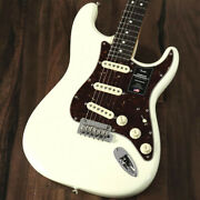 Fender American Professional Ii Stratocaster Rosewood Fingerboard Olympic White