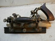 Stanley Tool No-55 Combination Plane Wood Working Tools