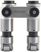 Crower Hi-seat Mechanical Roller Lifter Small Block Chevy 16 Pc P/n 66275h-16