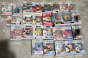 Funko Pop Mystery Boxes Marvel/dc/more. Exclusives Commons Guaranteed 45+ Ppg