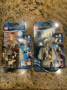 Lego Harry Potter Accessory Sets 40500 And 40419