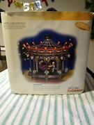 Department 56 Ghostly Carousel Halloween Snow Village