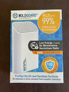 Hypoallergenic Air Ionizer For Home Moldguard Mini Portable Air Purifier Mg-100