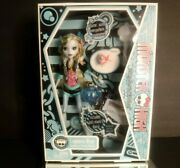 Monster High Ever After First Wave Lagoona Blue 2009 Rare New By Mattel