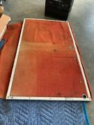 {piper 140 Seat Mounting Board / Floor Panel