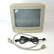 Vintage Commodore Amiga Model 1080 Computer/video Game Monitor Tested Works