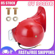 Universal 300db Loud Electric Horn Trumpet For Car Motorcycle Truck Train C2a1