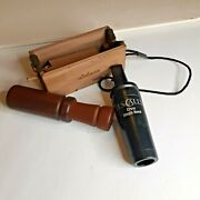 3 Hunting Game Calls Lohman Turkey Box Wood Duck And H.s. Calls Crow Single Reed