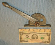 Vintage Boat Hot Rod Throttle Lever Racing Nautical Collectable Shifter Aircraft