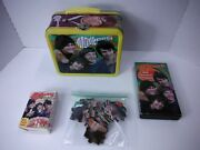 The Monkees Lunch Box And Jigsaw Puzzle 1997 Memorabilia Lunchbox