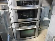 Jenn Air Combo Unit Microwave And Oven 30 Inch